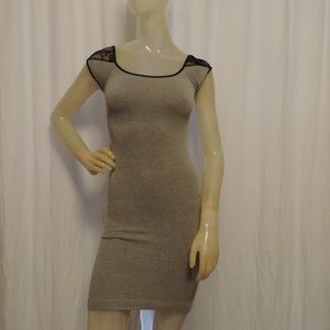 Bebe bodycon dress size small